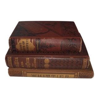 Three 19th Century Classical Books