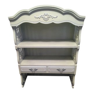 Book Shelf: Vintage 1960s Henry Link French Provincial Bedroom Furniture - 1 of 14 Pieces