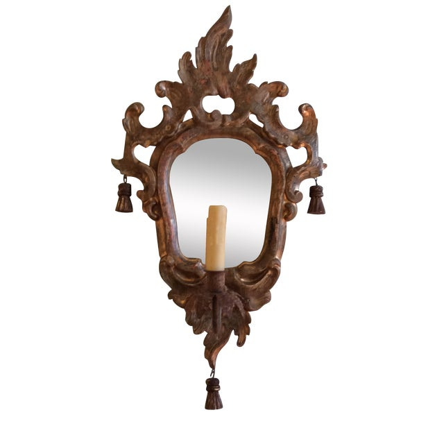 Early 18th Century Venetian Sconces - Image 1 of 6