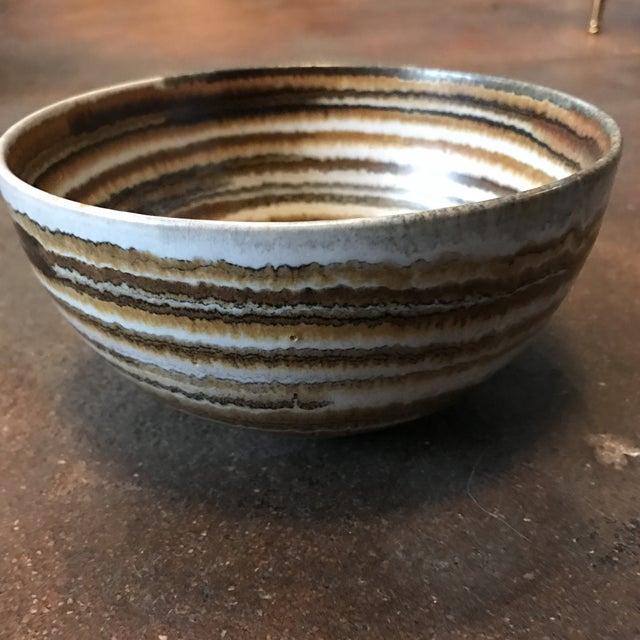 Signed Spangler Studio Pottery Bowl - Image 7 of 7