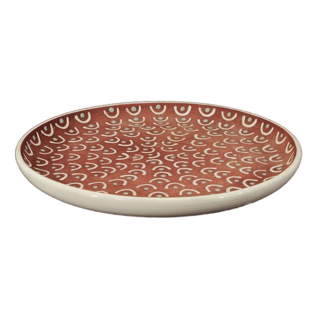 Vintage Danish Ceramic Plate Bowl - Image 3 of 4