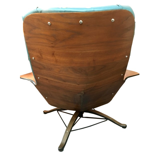 """George Mulhauser """"Mr. Chair"""" Plycraft Lounge Chair - Image 3 of 4"""