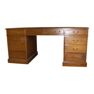 Kittinger by Charterhouse Executive Desk