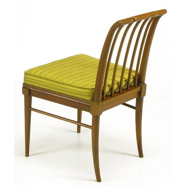 Six J. Stuart Clingman Dining Chairs by John Widdicomb - Image 6 of 10