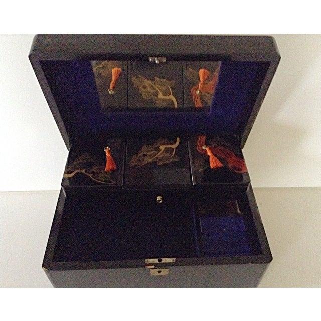 Large Japanese Jewelry/Music Box - Image 4 of 8