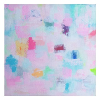"Susie Kate ""Lollipop"" Original Abstract Painting"