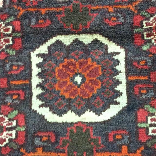 Shiraz Persian Rug - 3′2″ × 4′5″ - Image 8 of 9
