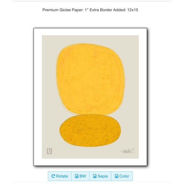 Sun over Sun Premium Giclee Print - Image 2 of 5