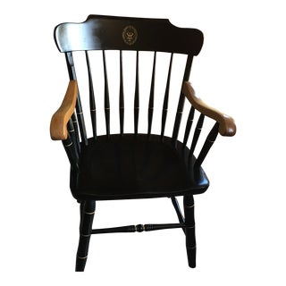 Vintage S Bent & Bros Hawken University Colonial Chair