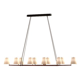 New Wekstatten 10-Light Admont Chandelier