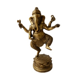 Bronze Lord Ganesh Sculpture
