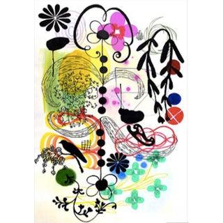 """Karen Combs """"French Dot"""" Print"""