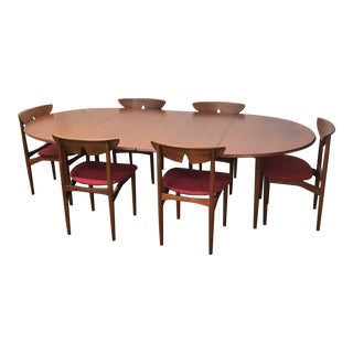 Kurt Ostervig Danish Dining Set