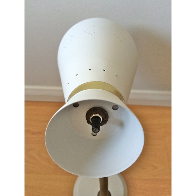 Mid-Century Bullet Lamp - Image 7 of 8