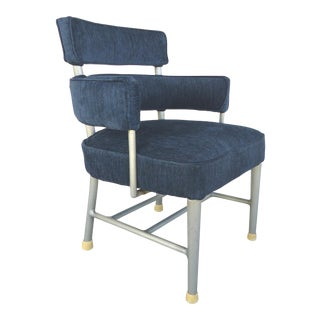 Dorothy Marckwald S.S. United States Ocean Liner Dining Chair