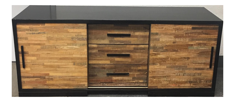 crate u0026 barrel seguro media console