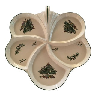 Spode Chistmas Tree Serving Platter