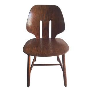 Ejvind Johansson Mid-Century J67 Chair