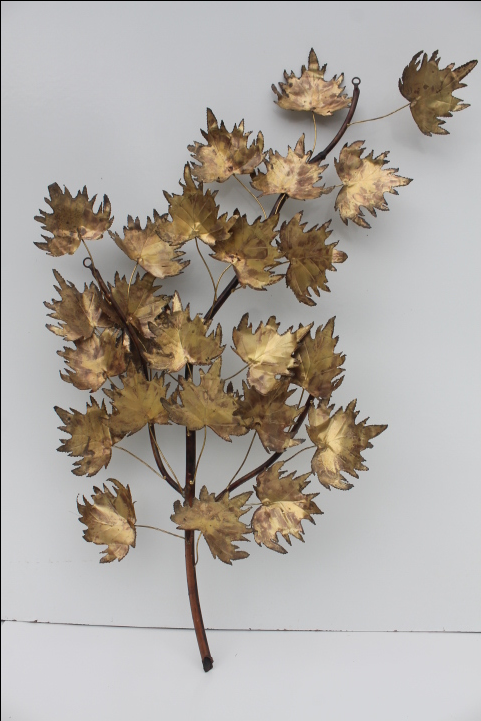 curtis jere maple tree branch wall sculpture chairish