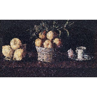 Still Life with Lemons, Oranges, and a Cup of Water, after Francisco Zurbaran (from Pictures of Magazines)