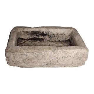 Istrian Stone Vessel