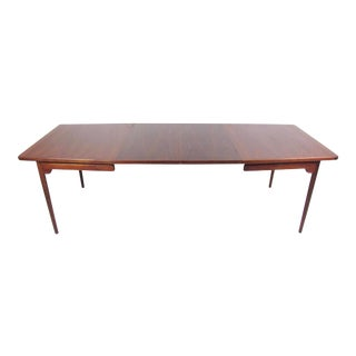 Jens Risom Danish Modern Dining Table