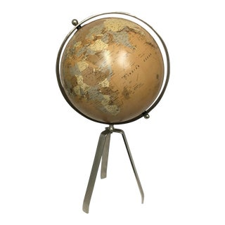Large Tabletop Globe