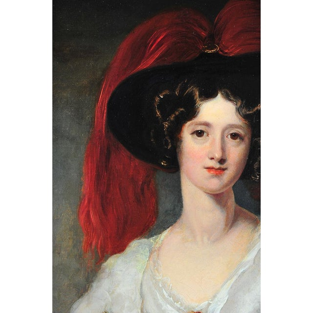 """Lady Peel"" after Sir Thomas Lawrence - Image 6 of 9"