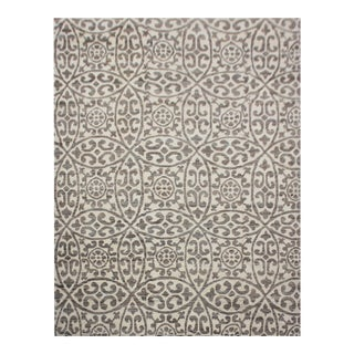 """Aara Rugs Inc. Hand Knotted Gabbeh Rug - 7'11"""" X 9'"""
