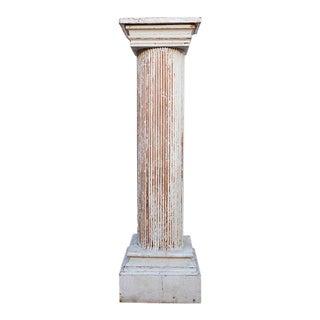 Neoclassical Wooden Column