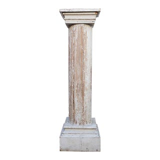 Neoclassical Wooden Column