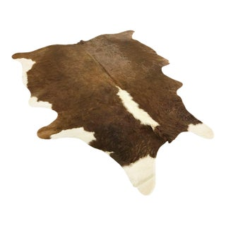 Hereford Cowhide Rug - 6′2″ × 7′5″