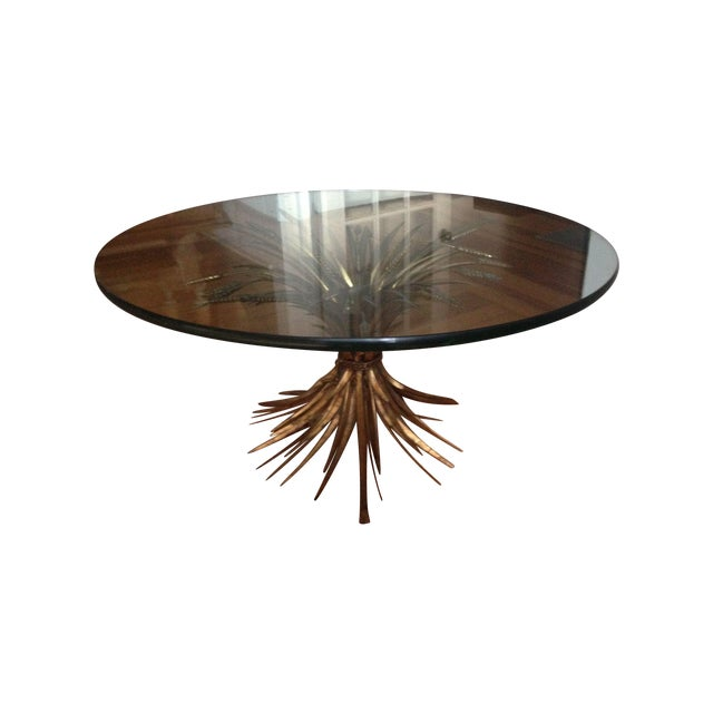 Hollywood Regency Coffee Table - Image 1 of 4