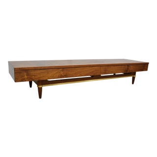 American of Martinsville TV Stand Console