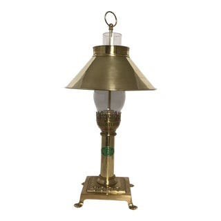 Reproduction Orient Express Table Lamp