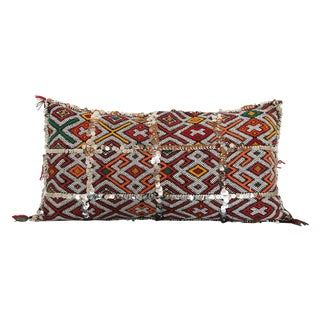 Handcrafted Moroccan Kilim Pillow I