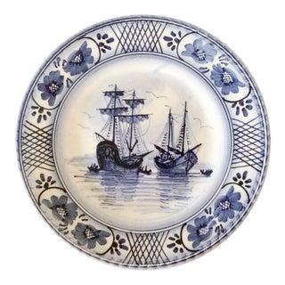Greek Porcelain Wall Plate