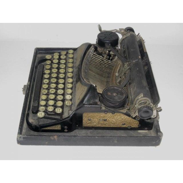 Corona Art Deco Typewriter - Image 3 of 7