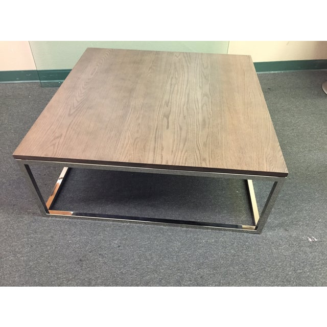 Image of Markham Cocktail Table by Mitchell-Gold