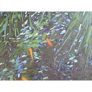 Twilight in Savannah Painting