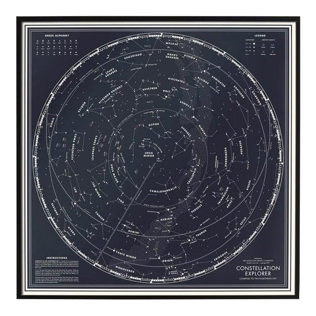"""Constellation Explorer"" Northern Hemisphere Star Chart - Image 1 of 3"