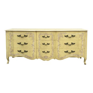 John Widdicomb French Solid Wood Dresser