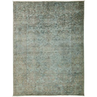 """Vibrance Hand Knotted Area Rug - 6'2"""" X 8'1"""""""