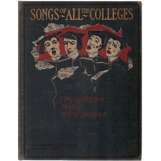 Songs of All the Colleges Book