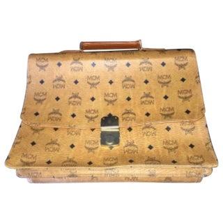 Vintage MCM Attaché Briefcase