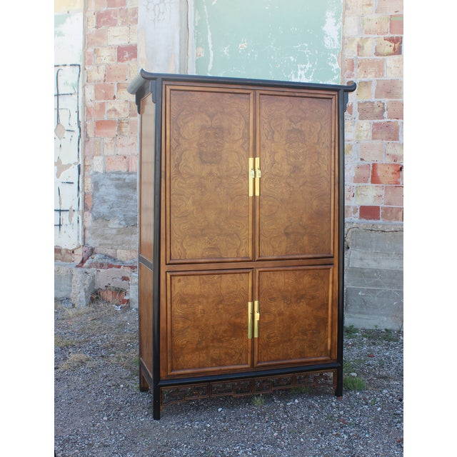 Asian Style Armoire 8