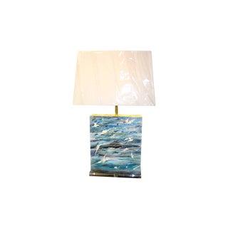 Splash of Art Lamp