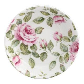 Vintage Queens Cottage Rose Porcelain Dish