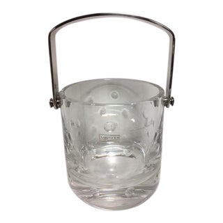 French Saint Louis Bubbles Ice Bucket