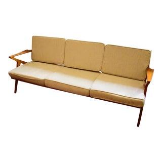 Danish Modern Z Sofa